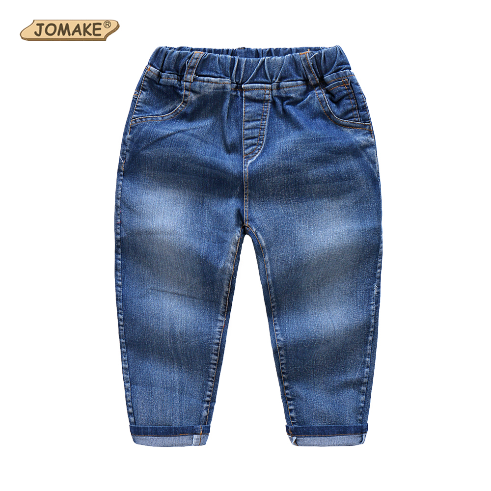 e7ad850df1 JOMAKE Kids Jeans for Boys Girl Spring Autumn Boy Jeans Fashion Children  Denim Pants Kids Trousers Girls Pants Jean Infant 6 16Y-in Jeans from  Mother   Kids ...
