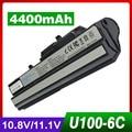 4400mAh laptop battery for Msi Wind U90 U100 U210 U230 BTY-S11 BTY-S12 3715A-MS6837D1 6317A-RTL8187SE TX2-RTL8187S