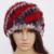 La piel de Las Mujeres Sombreros de Invierno Gorros Gorras Sombrero Sombrerería de Punto Gorros, Gorras Mujer Skullies Y Gorros de Piel de Conejo Rex Genuino sombreros