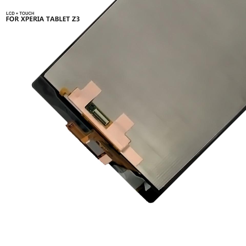 Pour Sony Xperia Tablet Z3 SGP611 SGP612 SGP621 Écran Tactile Digitizer Lcd Assemblée D'affichage Remplacement + Outils - 5