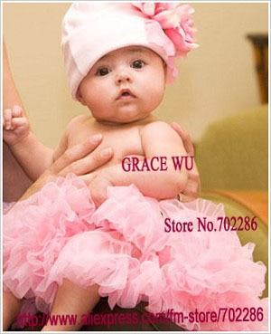 Детская балетная юбка, пачка младенческой юбки-пачки пачка recien nacido детская юбка с рюшами розовый шифон - Цвет: light pink ruffled