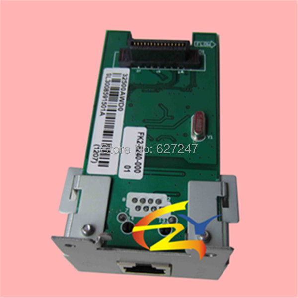 (OEM#:FK8240-000)Compatible For  Canon IR2320L Lan card IR2320L Ethernet card packaged for 6pcs wholesale high quality fittest photo f1d3l l plate l bracket for canon eos 1d3 series markiii canon 1d3 bracket arca swiss rrs sunwayfoto compatible
