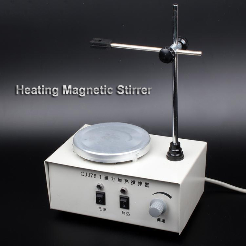 78-1 Heating Magnetic Agitator 220V Magnetic Stirring Laboratory Testsing Equipment78-1 Heating Magnetic Agitator 220V Magnetic Stirring Laboratory Testsing Equipment