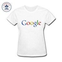 2017 Hipster Grund Tops Lustige Google Netzwerk Baumwolle lustiges t-shirt frauen