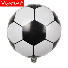 VIPOINT PARTY 45cm football basketball foil balloons wedding event christmas halloween festival birthday party HY-96