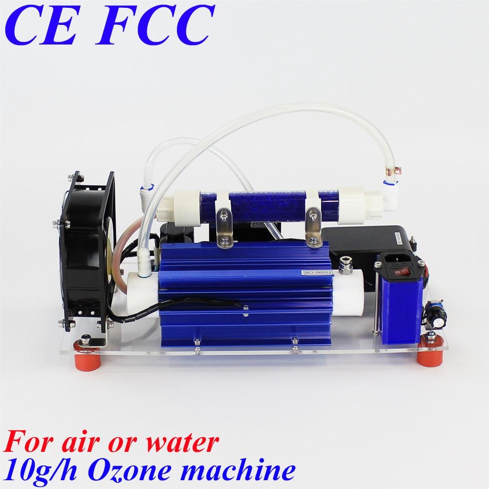 Pinuslongaeva CE EMC LVD FCC 10 g/h 10 grammes F1 simple d'ozone air et l'eau désinfection machine air désodorisant d'ozone machine