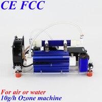 Pinuslongaeva CE EMC LVD FCC 10g/h 10grams F1 simple ozone air and water disinfection machine air deodorizer ozone machine