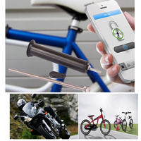 Mini Spy GPS Tracker Bike GPS305 With Long Battery Life Hidden installation real time tracking bicycles