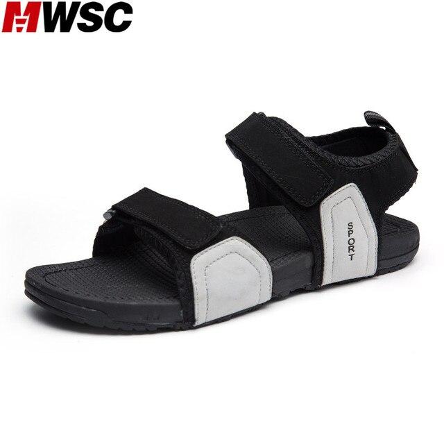 686b9b41 CEMM 2017 Nueva Manera Del Verano Hombres Sandalias Casuales Zapatos de Los Hombres  Zapatos Chinelo masculino