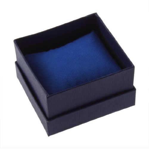 YCYS новый темно-синий Коробки для вручения подарков Чехол держатель для хранения браслет наручных часов