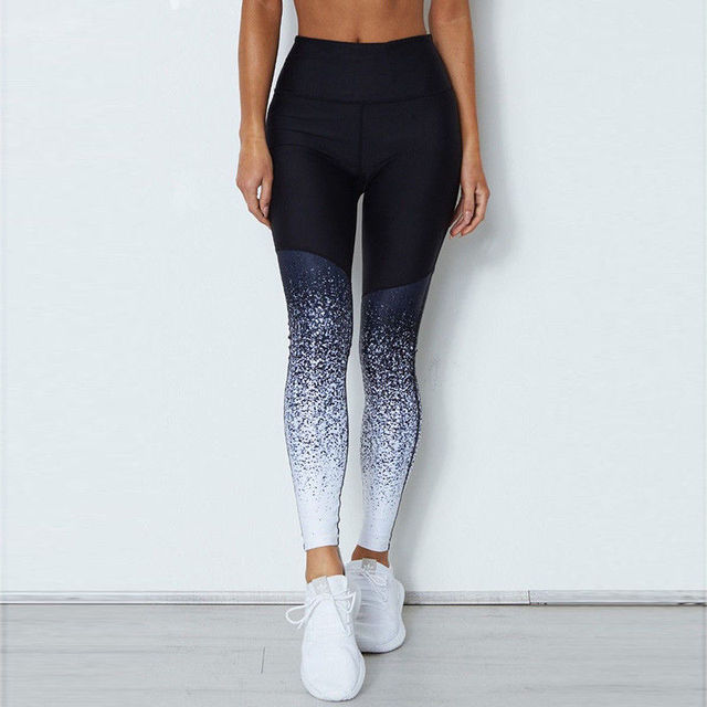851463bc5e323f New Women Push up leggings Casual Elastic High Waist Leggings Exercise  Pencil Pants 2018 ladies Workout leggings