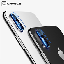 hot deal buy cafele camera lens screen protector for iphone x 10 hd clear camera tempered glass for iphone x seamless covering anti-scratch