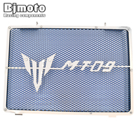 Bjmoto For YAMAHA MT09 MT 09 2014 2015 2016 2017 New Motorcycle Radiator Guard Protector Grille