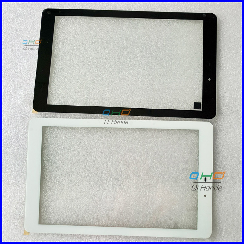 New Touch Screen Digitizer For 10.1'' inch FLY Flylife Connect 10.1 3G 2 Tablet Touch Panel Glass Sensor Replacement Free Ship witblue new touch screen for 9 7 archos 97 carbon tablet touch panel digitizer glass sensor replacement free shipping