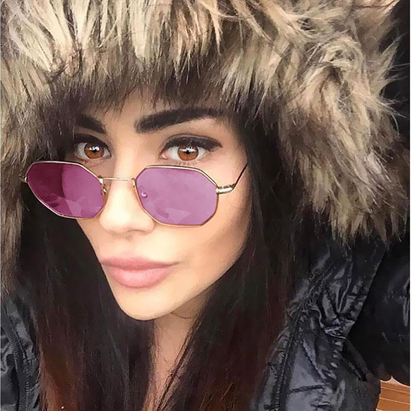 2017-New-Unique-Hexagon-Sunglass-UV400-Women-Men-Brand-Designer-Transparent-Clear-Mirror-Sun-Glasses-Female (1)