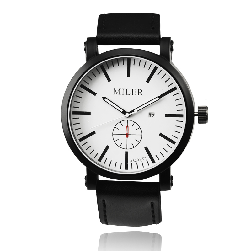 MILER Brand Fashion Sport Watch Men Watch Auto Date Quartz-Watch Male Watches Hour montre homme relogio masculino reloj hombre new watch men auto date business fashion quartz men watch top brand wristwatch male reloj hombre orologio uomo relogio masculino
