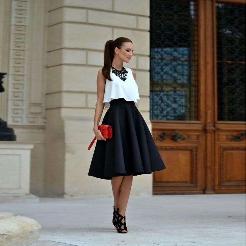 Popular Formal Midi Skirt-Buy Cheap Formal Midi Skirt lots from ...