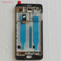 Highbirdfly 5.2 For Meizu M6 M711H M711M M711Q Lcd Display+Touch Screen Glass Digitizer Frame Full Set Repair Lcds