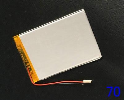 Witblue New Inner Exchange 3000mAh 3.7V Battery Pack For 7 Irbis TZ70 TZ71 TZ72 4G Lte / Irbis TZ56 HIT TZ49 3G Tablet Replacem universal inner 3000mah 3 7v battery for 7 digma hit 3g ht7070mg ht7071mg hit 4g ht7074ml tablet polymer li ion replacement