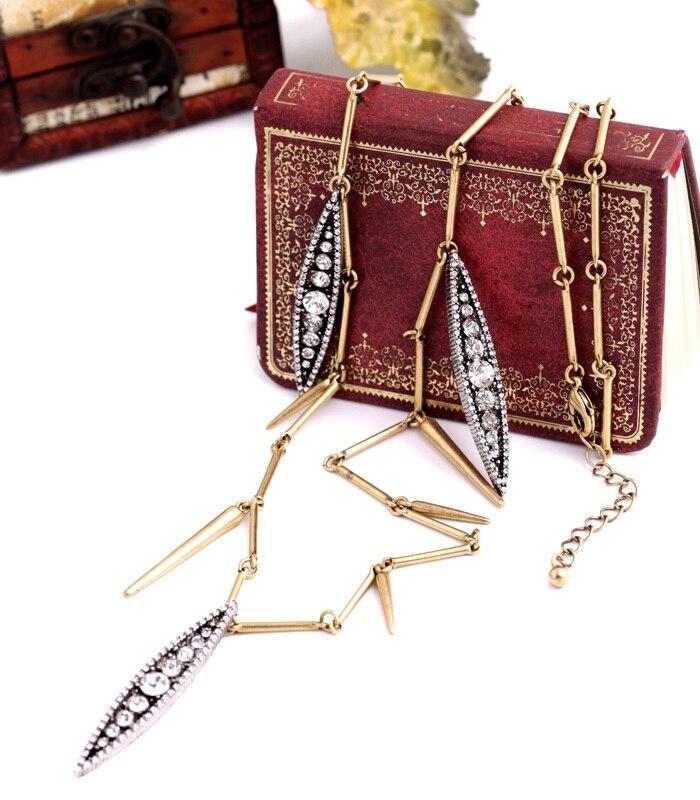 Simple Design Modern Women Favorite Jewelry Spike Labradorite ...