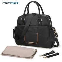 Momore Multifunktionale Bolsa Maternidade Baby Wickeltaschen Baby Wickeltaschen Mama Mutterschaft Tasche Lady Handtasche Messenger Bag