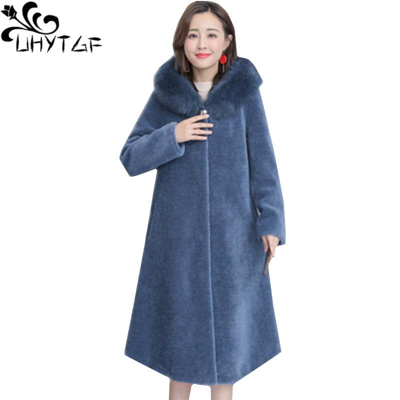 dd0e630f64ab92 UHYTGF-M-6XL-Surdimensionn-Hiver-vestes-Femmes -de-luxe-tonte-des-Moutons-long-Surv-tement-de.jpg