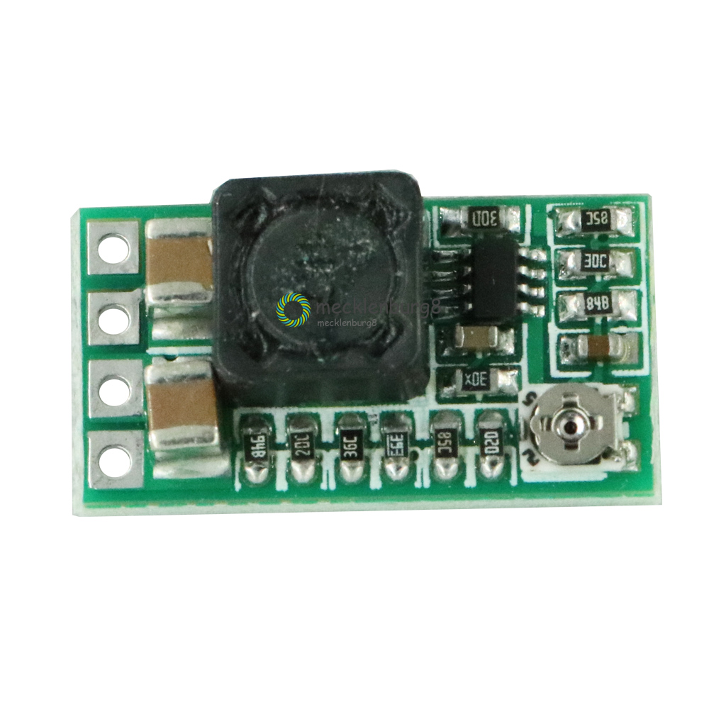 5 Pieces. Mini Dc-dc 12-24 V To 5 V 3A Voltage-decreasing Module For Undervoltage Power Supply Converter 1.8 To 2.5 To 3.3 V 5 T