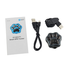 Free shipping!waterproof mini size colorful GPS SMS GPRS tracker animal pets dogs cats GPS trackers Free APP RF-V30 car gps