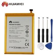 Original Replacement Battery Huawei HB496791EBC For Huawei MATE 1 Ascend MT1-U06 MT2-L02 MT2-L05 MT1-T00 Phone Battery 4050mAh ltn154p2 l05 fit ltn154p1 l03 ltn154p2 l04 ltn154p1 l02 b154sw01 lp154w02