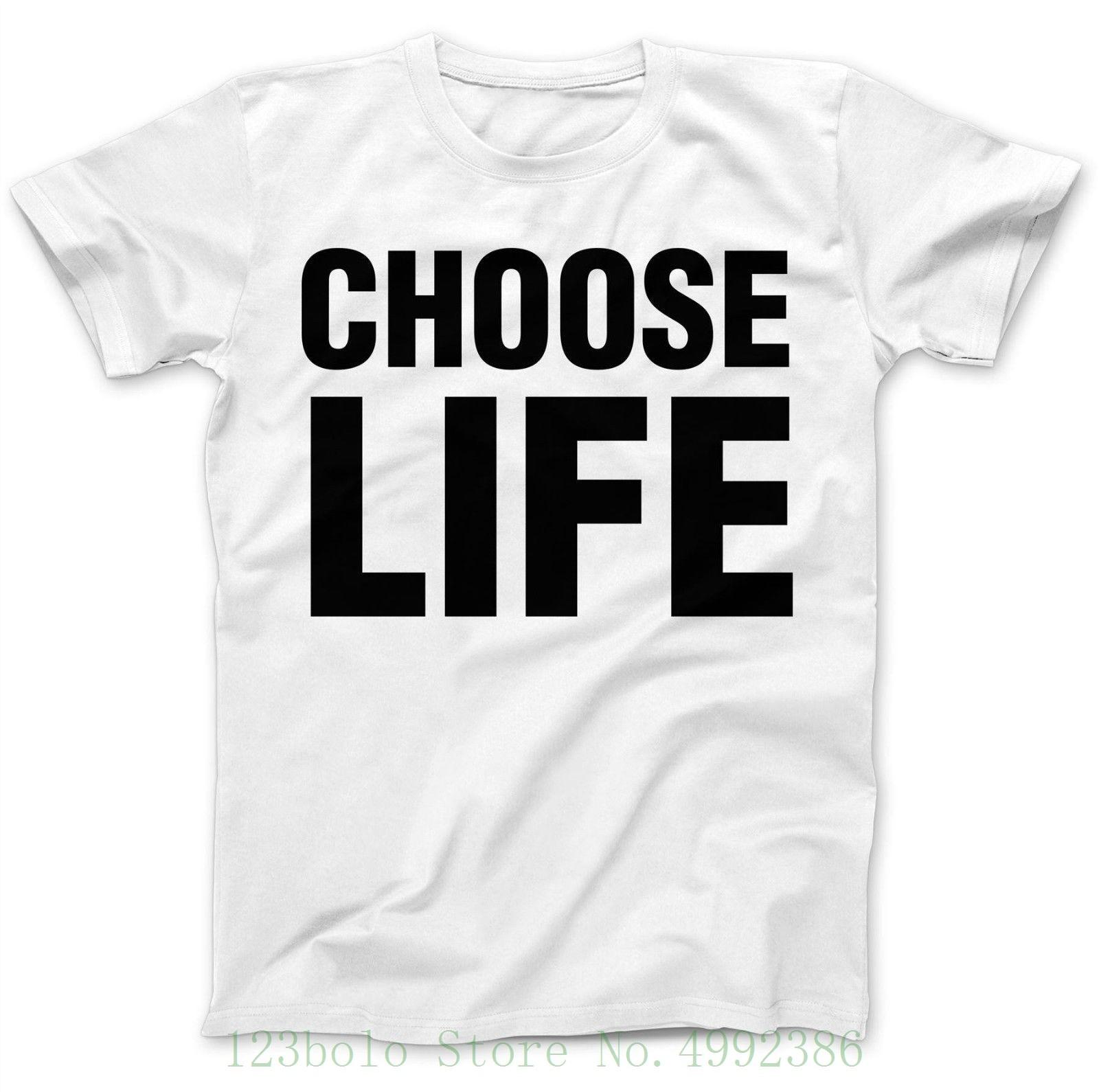 choose life t shirt dress