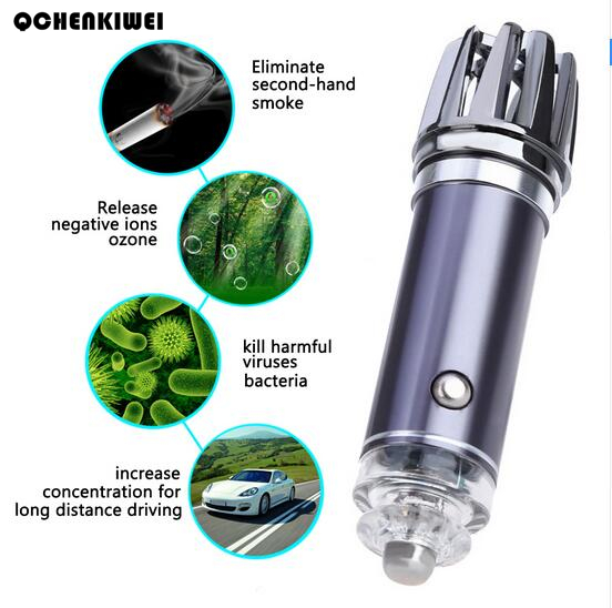 Товар QCHENKIWEI Mini Air Purifier Air Freshener <b>12V</b> Mini <b>Auto</b> ...