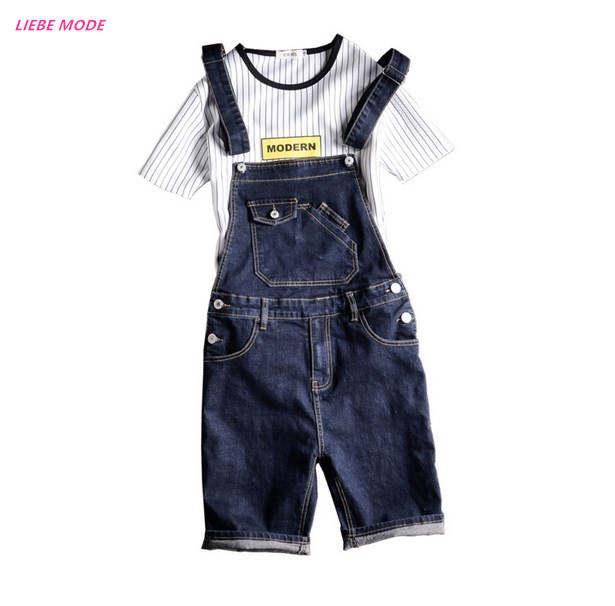 8832bd999095 placeholder Japanese Style Mens Slim Fit Romper Denim Jumpsuit Men Jeans  Shorts Jumpsuit Bib Work Overalls Shorts