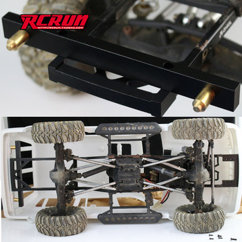 Rc crawler car shell body mounting brackets sets for 1/10 rc axial scx10 frame match 1:10 Toyota Land Cruiser LC80 car shell image