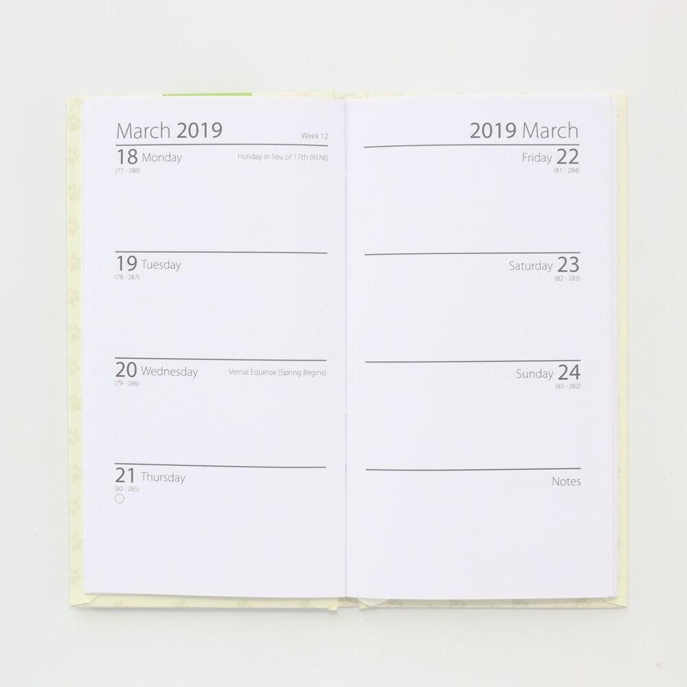 Calendario Diario 2020.2019 2020 Ano Calendario Estudiante De La Escuela Diario Planificador Semanal Cuadernos Papeleria Lindo De Dibujos Animados Portatil Diario Del