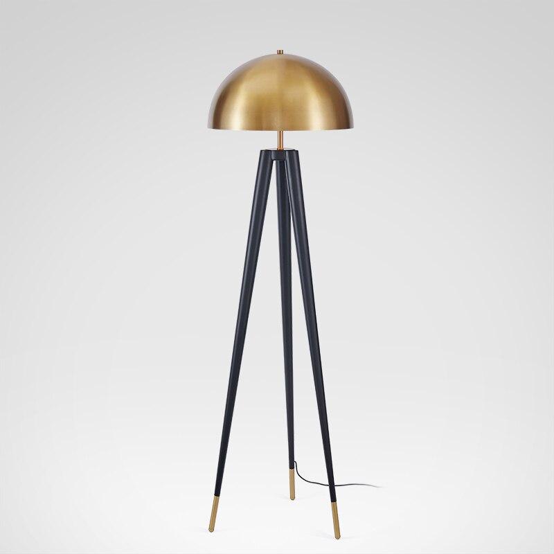 Retro stativ gold stehleuchte italienischen designer stehleuchte für ...