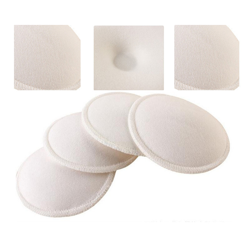 Baby Feeding Breast Pad Washable Nursing Pad Soft Absorbent Reusable Nursing Anti-overflow Maternity Nursing Pad