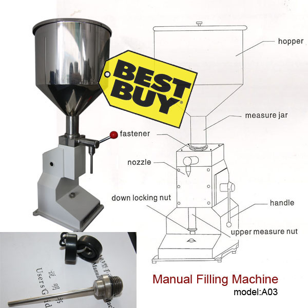 manual bottle filling machine suppliers