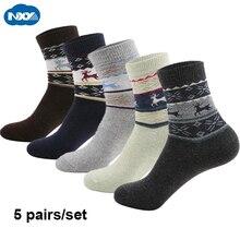 ФОТО NXY  Christmas Mens sock 5pairs/lot mens gift soft sock males socks Wedding socks Christmas gift