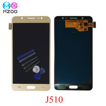 LCD Screen For Samsung Galaxy J5 2016 SM-J510F J510FN J510M J510Y J510G J510 LCD Display Touch Screen Digitizer Assembly replace(China)