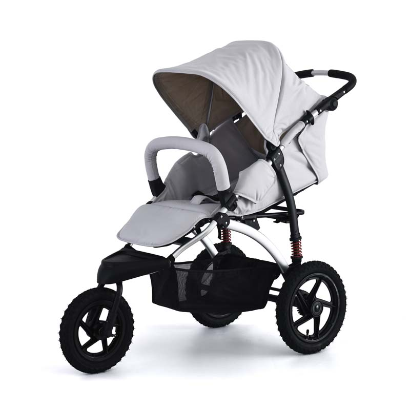 купить 2018 new high landscape stroller can sit lie shock absorber folding baby stroller baby stroller baby stroller по цене 15816.22 рублей