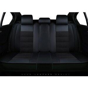 Image 5 - Mới Da Cao Cấp Đa Năng Ghế Dành Cho Xe Suzuki Sx4 Swift Grand Vitara Jimini Kizashi Alivio Dodge Cỡ Nòng Avenger Polo
