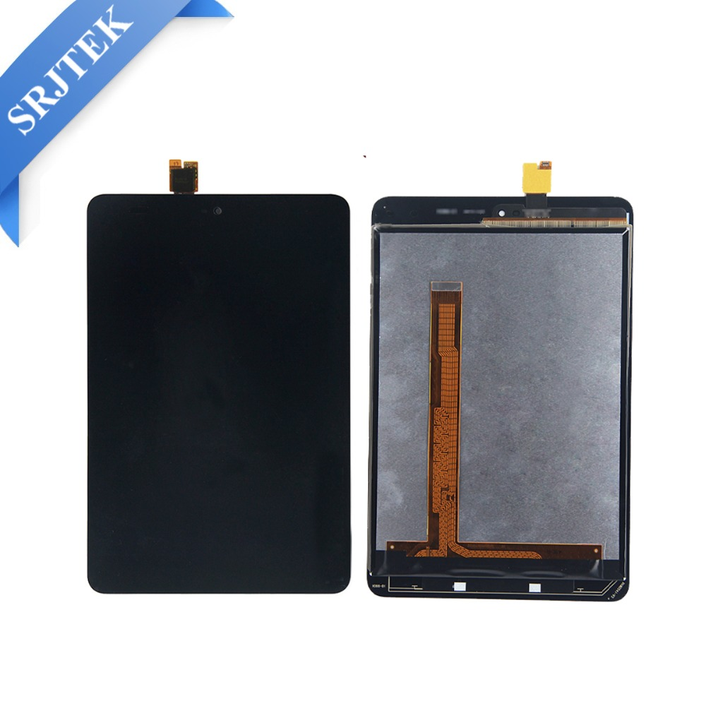 Srjtek For 7.9 inch Xiaomi Mi Pad 2 Mipad 2 New LCD Display Touch Screen Digitizer Assembly Replacement Black  цена
