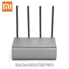 Оригинальный Xiaomi маршрутизатор Pro 2600 Мбит/с умный беспроводной роутер WiFi сетевое устройство 4 антенны двухдиапазонный 2,4 ГГц 5,0 ГГц