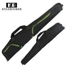 Kylebooker 48″ Rifle Black Soft Padded Case Hunting Gun Accessories Tactical Scoped ShotGun Bag Gun Storage