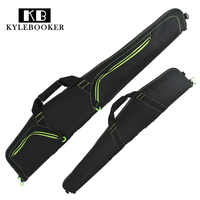 Rifle Black Soft Padded Gun Case Hunting Accessories pouch Tactical Scoped airsoft Gun Bag Gun Storage holster