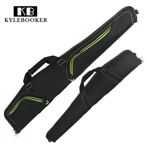 Image 1 - Rifle Black Soft Padded Gun Case Hunting Accessories pouch Tactical Scoped airsoft  Gun Bag Gun Storage holster