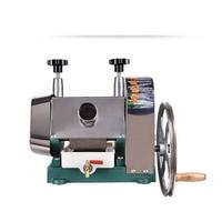 50kg/H Stainless Steel Manual Sugarcane Juice Machine Sugar Cane Juicer  Cane-juice Squeezer Sugarcane Juice Extractor Machine
