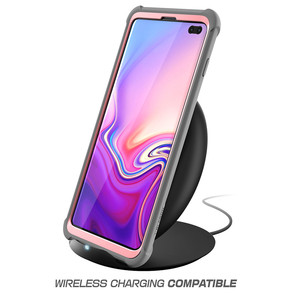 Image 3 - For Samsung Galaxy S10 Plus Case 6.4 inch i Blason Ares Full Body Rugged Clear Bumper Cover WITHOUT Built in Screen Protector