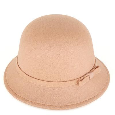 [DINGDNSHOW] 2019 Moda Fedora Şapkalar Vintage Yün Yetişkin Keçe - Elbise aksesuarları - Fotoğraf 4