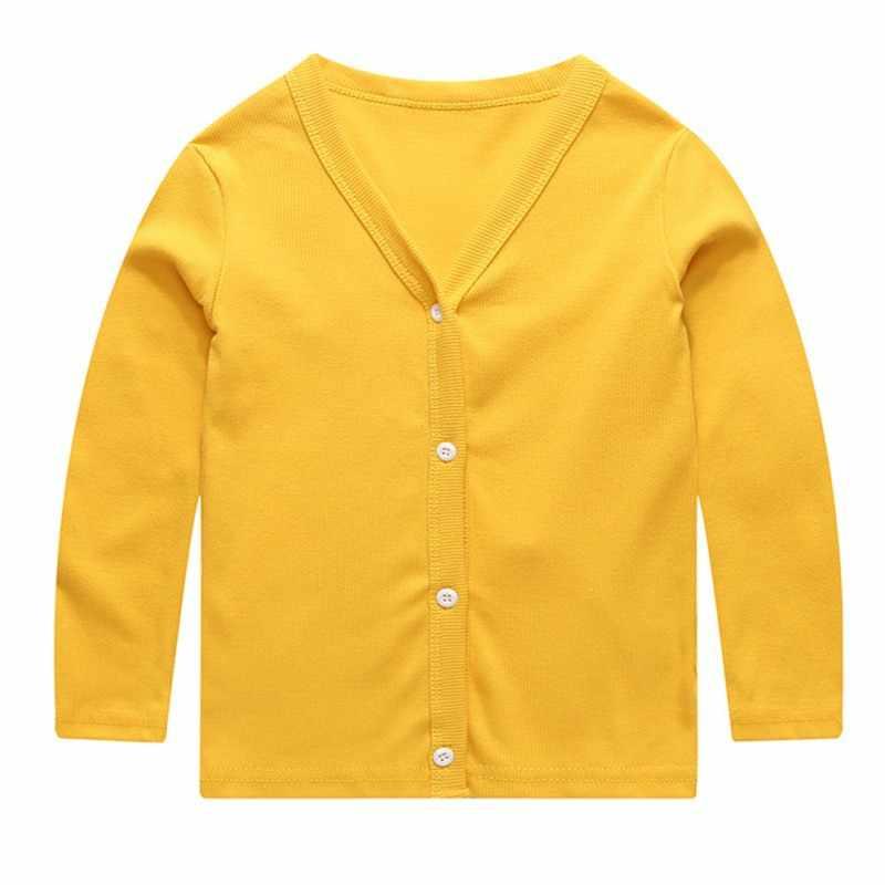 Baby Jas Jassen Voor Meisjes Katoenen Materiaal Bovenkleding Jassen Effen Kleur Vest Jas Kinderen \'s Kleding Kids Meisjes Jas